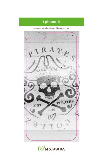 Cover iPhone Lost Pirates