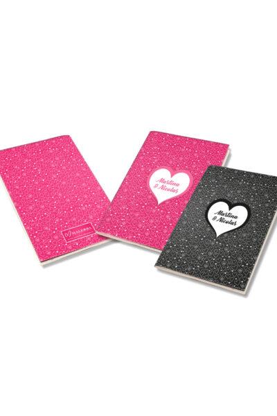 Quaderno Love 5