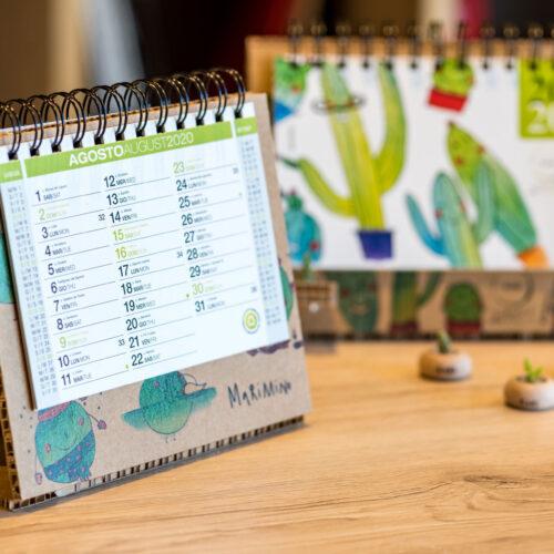 Calendari supporto alveolare