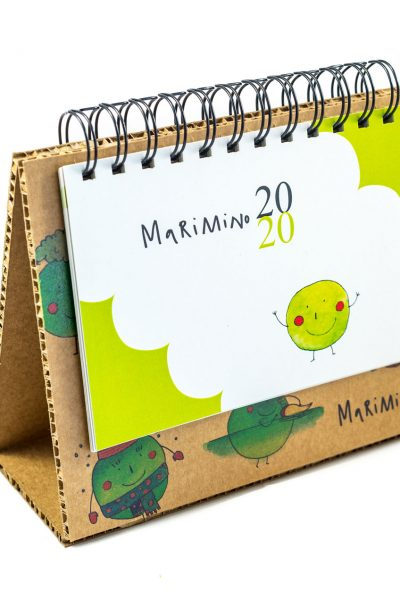 Calendario Marimino