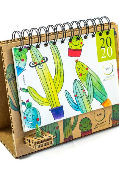 Calendario Kaki