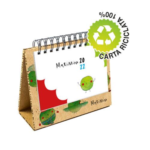 Calendario 2022 Marimino® - Supp. Cartone Alveolare